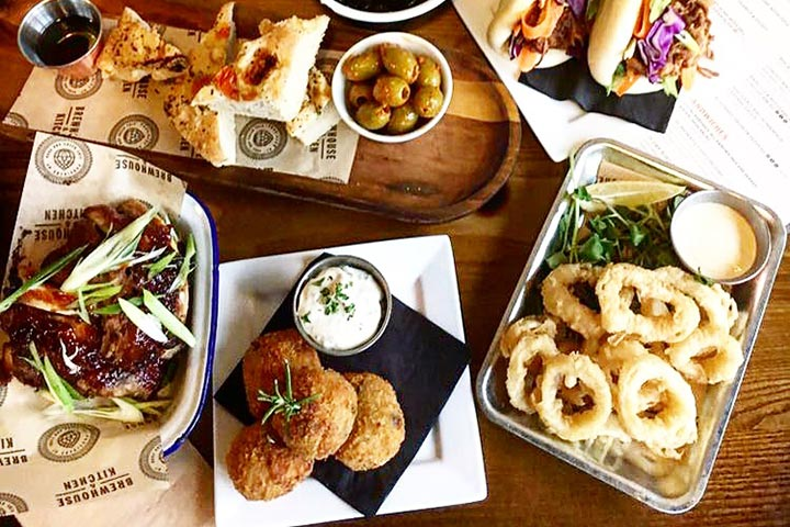 Beer and Food Pairing Experience For Two
