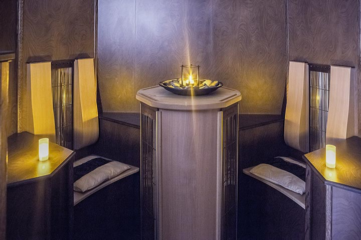 Top to Toe Relaxing Ritual for Two at Cove Spa