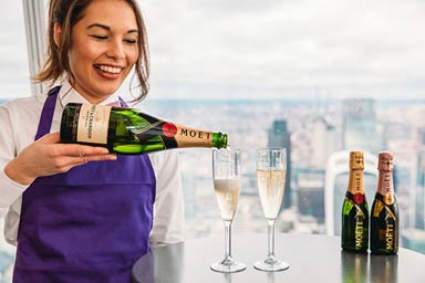 Click to view details and reviews for The View From The Shard With Champagne For Two.