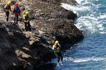 Click to view details and reviews for Coasteering Taster For Two.