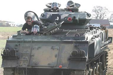 Dads & Lads Tank Experience Thumb