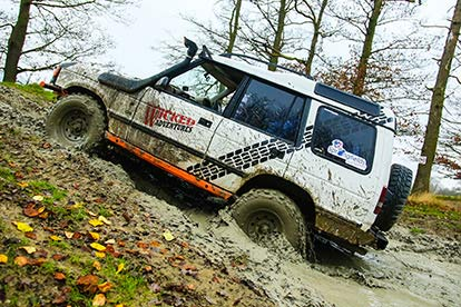 Off Road Driving Taster