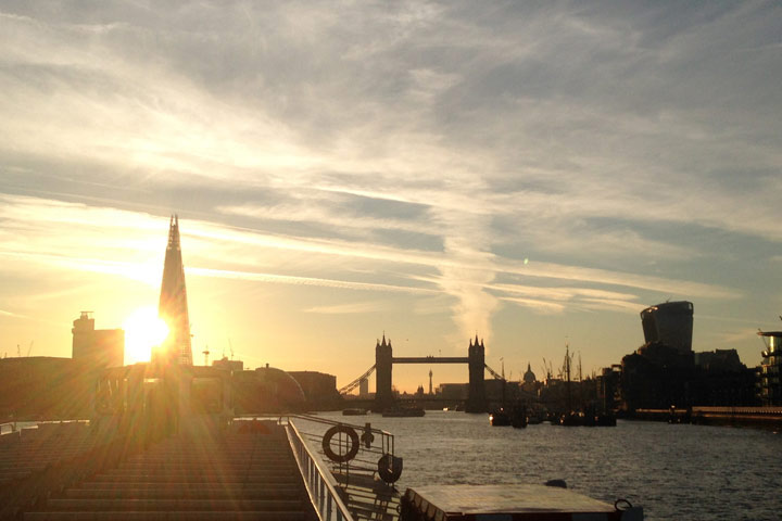 Thames Evening Cruise for Two with City Cruises