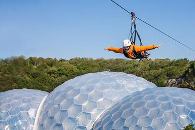 Extreme Adventure Day Package