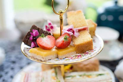 Afternoon Tea for Two at Brooks Country House