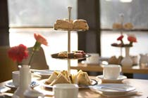 Thames Afternoon Tea Cruise for Two with City Cruises
