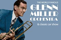 Two VIP Tickets to The Glenn Miller Orchestra + Classic Car Entrance