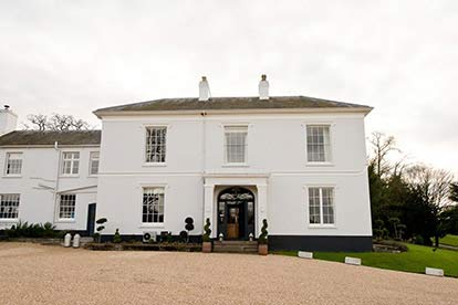 Two Course Meal for Two at Brooks Country House