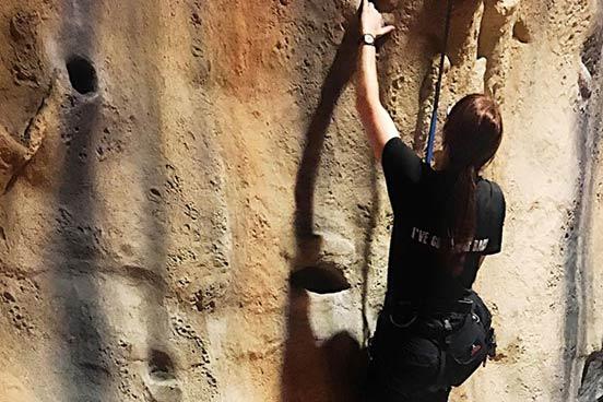 Bear Grylls Adventure Basecamp and Climbing