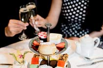 Afternoon Tea and Prosecco for Two at Kensington's Cranley Hotel