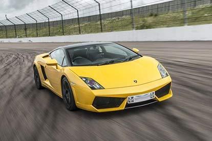 Double Lamborghini Combo