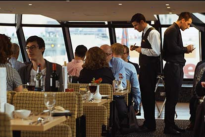 London Showboat Cruise for Two with City Cruises