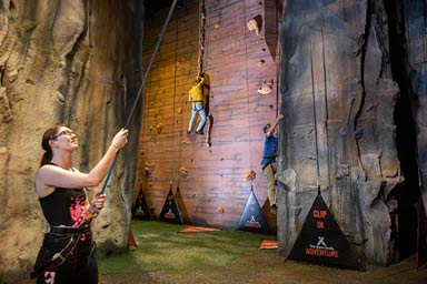 Bear Grylls Adventure Basecamp and Four Heroes Activities