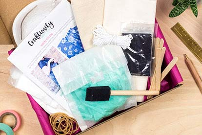 6 Month Craft Kit Subscription