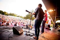 Folk by the Oak Festival Tickets for Two Thumb