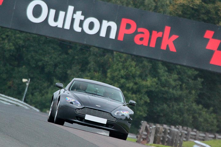Supercar Driving Experience at Oulton Park Circuit, Tarporley, Cheshire