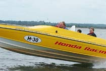Powerboat Taster for Two