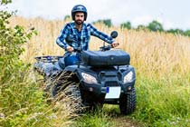 One Hour Quad Bike Safari