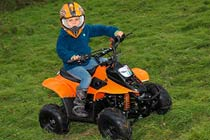 Junior Quad Bike Safari