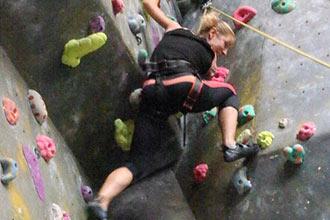 Indoor Rock Climbing Adventure
