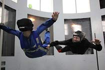 VR 4D Indoor Skydive for Two