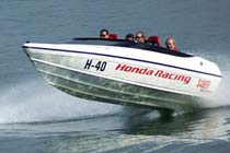 Click to view details and reviews for 007 Powerboat Adventure For Four.