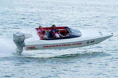 Image of 007 Powerboat Adventure for Two