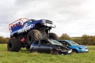 Monster Truck Drive - Anytime