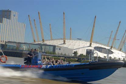 ThamesJet for Two with City Cruises