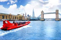 Click to view details and reviews for Thames Rib Boat Trip And A Ride On The London Eye For Two.