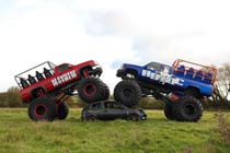 Monster Truck Drive - Selected Week Days