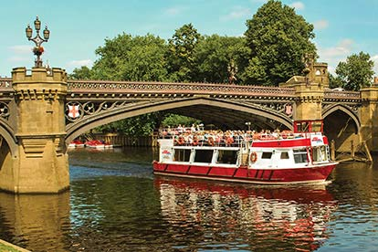 Image of York Sightseeing Cruise for Two
