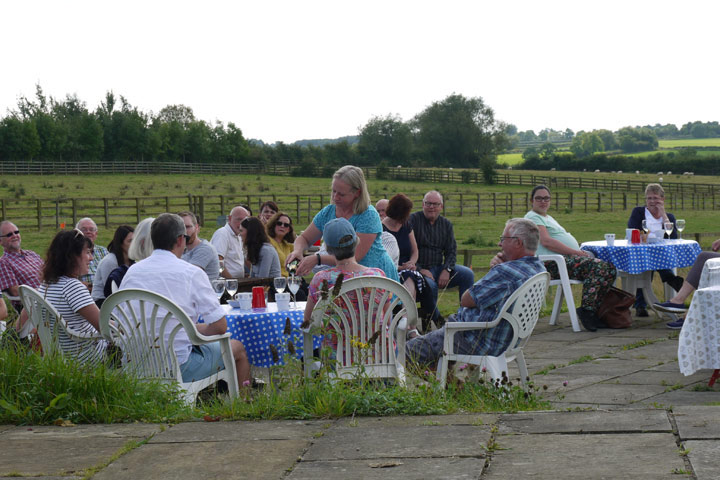 Vineyard Tour and Tasting at Hanwell Wine Estate