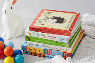 Baby Book Club - 3 Month Subscription