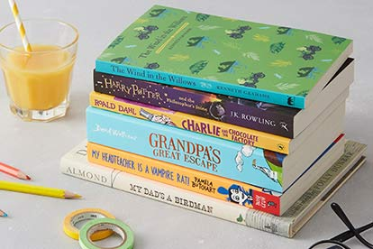 Children's Book Club - 6 Month Subscription