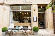 Stylish London Afternoon Tea at Bea's Marylebone