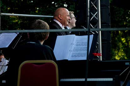 York Proms Concert for Two