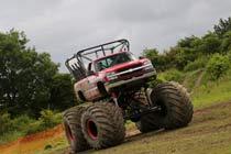 Monster Truck Ride