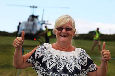 Blue Skies Helicopter Flight with Bubbly for Two Thumb