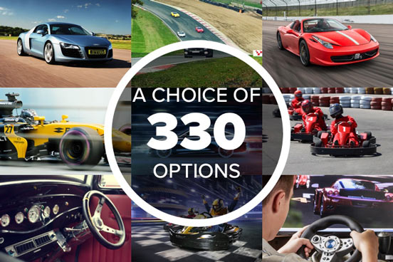 Ultimate Choice for Driving - Gift Experience Voucher