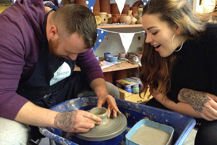 Full Day Pottery Experience