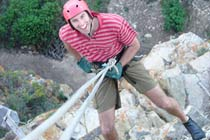 Click to view details and reviews for Abseiling And Frisbee Golf For Two.