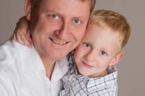 Father & Child Photoshoot Thumb