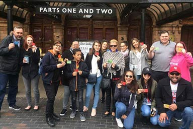 Harry Potter Walking Tour for Two