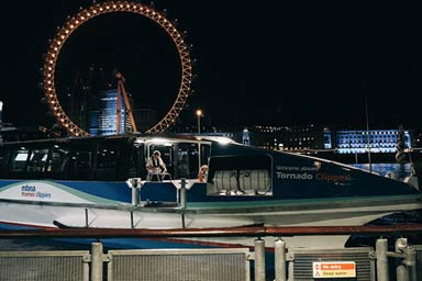 London Ghost Boat Tour for Two Thumb