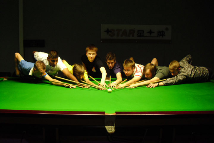 Learn to Play Snooker