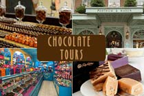 London VIP Chocolate Tour for Two