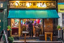 Brazilian Dining for Two at Made in Brasil, London