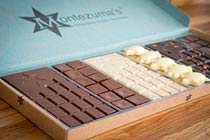 Click to view details and reviews for Montezumas Two Month Chocolate Club Subscription.