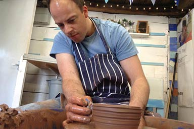 Pottery Taster for Two Adults Thumb